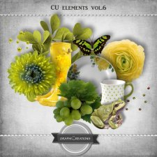 Spring fresh elements vol6 by Graphic Creations