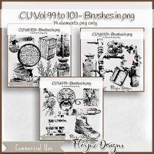 CU vol 99 to 101 Brush (png format)