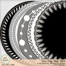 Deco Mats Vol 8 by ADB Designs