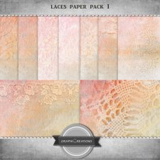 Laces paper pack vol1 by Graphic Creations