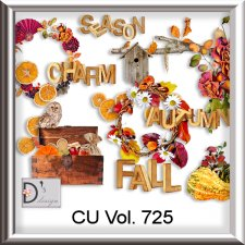 Vol. 725 Autumn Mix by Doudou Design