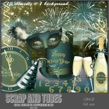 New Year Elements 4 CU4CU by Scrap and Tubes