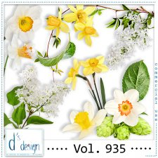 Vol. 935 Spring Mix by Doudou Design