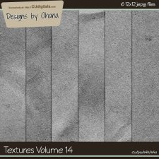 Paper Textures Vol 14 - EXCLUSIVE Designs by Ohana