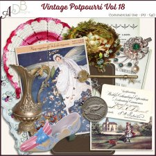 Designer Elements Potpourri Vol 18 by ADB Designs