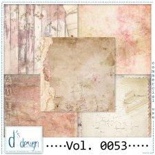 Vol. 0053 - Vintage papers - by Doudou's Design