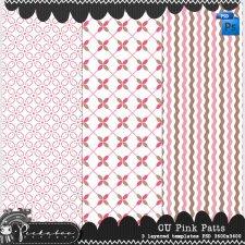 Pattern Templates vol 01 by Peek a Boo Designs