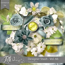 Designer Stash Vol 66 - CU by Feli Designs