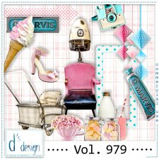 Vol. 979 - Fifties Mix by Doudou's Design