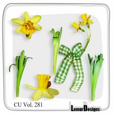 CU Vol 281 Easter Spring by Lemur Designs