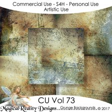 Grunge Backgrounds - CU Vol 73 by MagicalReality Designs