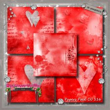Papers Pack 116 EXCLUSIVE bymurielle