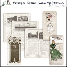 Seaworthy Ephemera