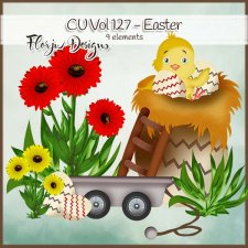 CU vol 127 Easter by Florju Designs