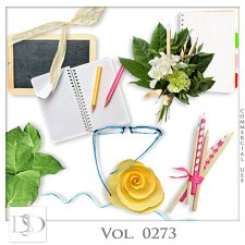 Vol. 0273 School Mix by D's Design