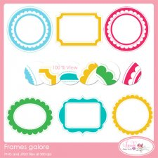 Frames Galore Commercial use Frames