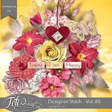 Designer Stash Vol 89 - CU by Feli Designs