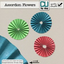 Accordion Flowers