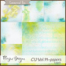 CU Vol 19 - Papers by Florju Designs