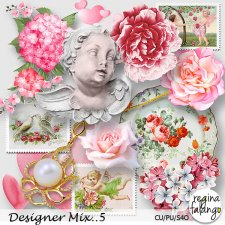 Designer Mix Vol 5 by Reginafalango
