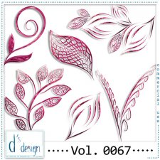 Vol. 0067 Doodles Mix by Doudou Design