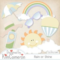 Rain or Shine by Kim Cameron