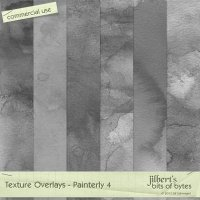 Texture Overlays - Painterly 4