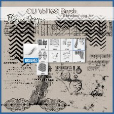 CU vol 168 Brush by Florju Designs