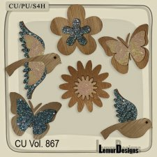 CU Vol 867 Spring by Lemur Designs