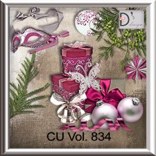 Vol. 834 christmas by Doudou Design
