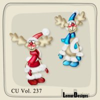 CU Vol. 237 by Lemur Designs