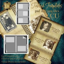 Tabbed Templates1 by Cari Lopez