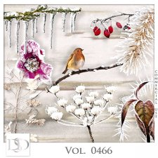 Vol. 0466 Winter Mix by D's Design