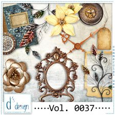Vol. 0037 Vintage Mix by Doudou Design
