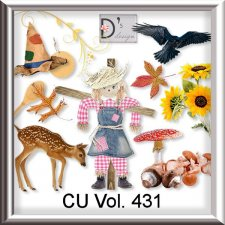 Vol. 431 Autumn Mix by Doudou Design