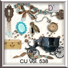 Vol. 538 Vintage Mix by Doudou Design