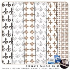 Overlays Collection 46 by MoonDesigns