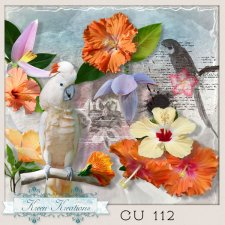 CU Vol. 112 Exotic 2 by Kreen Kreations