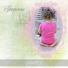 Spring Bliss Pastel Overlays EXCLUSIVE by Papierstudio Silke