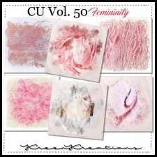 CU Vol. 50 Papers Pack Femininity by Kreen Kreations