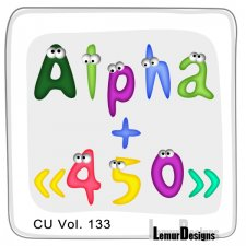 CU Vol 133 Alpha 1 by Lemur Designs