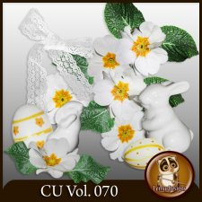 CU Vol. 070 Easter Mix Ribbon by Lemur Designs