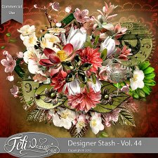 Designer Stash Vol. 44 - CU by Feli Designs