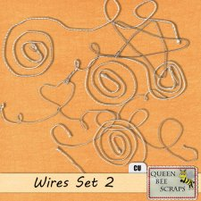 Decorative Wires Set 2