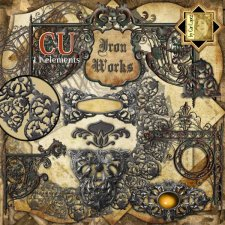 Iron Works by Cari Lopez