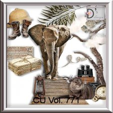Vol. 770 to 774 Travel-World by Doudou Design
