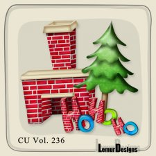 CU Vol 236 Christmas by Lemur Designs