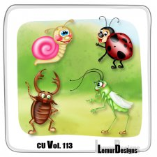 Animals Pack 12 by Lemur Designs