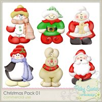 Christmas Pack by Pathy Santos