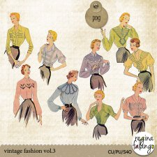Vintage fashion vol.3